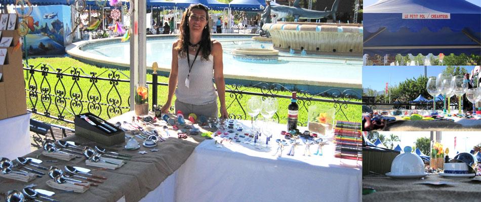 mercado artesanal tivoli